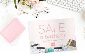 Sale-A-Bration Jan-Feb 2021